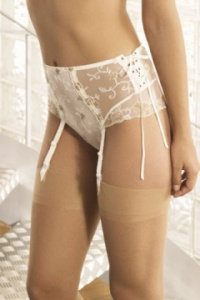Simone Perle Praradise Suspender Belt -70% Off