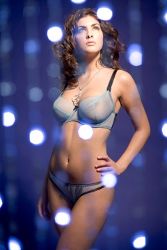 MIss Mandalay Emerald Bra - Half Off!