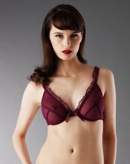 Margot Underwire Plunge Bra