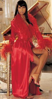 Limited Edition Glamorous Robe