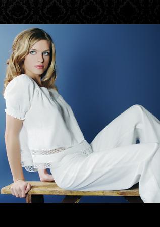 Linen Pyjama Essentially Sonata 08/09