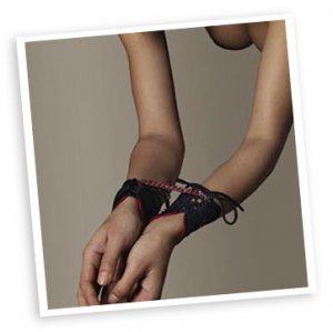 Spoylt Mae Cuffs