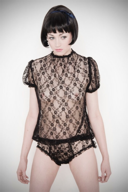 Susan Pure From Kriss Soonik Lingerie